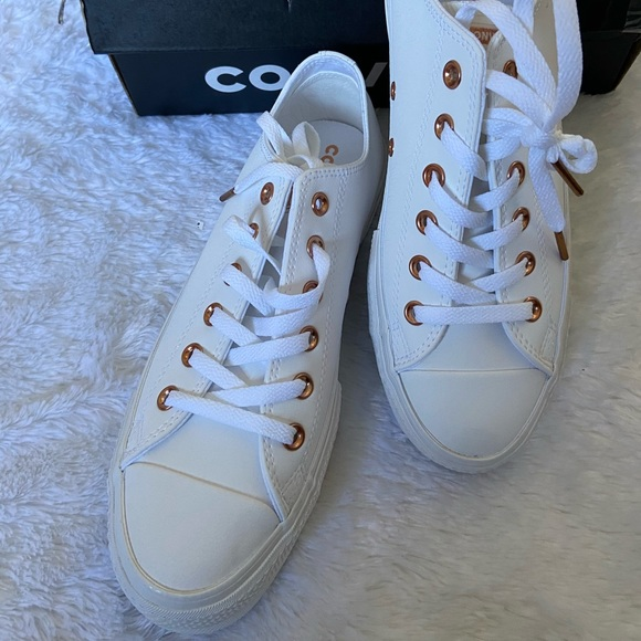 ORIGINAL Converse Plateau Sneaker Chuck Taylor All Star Lift OX